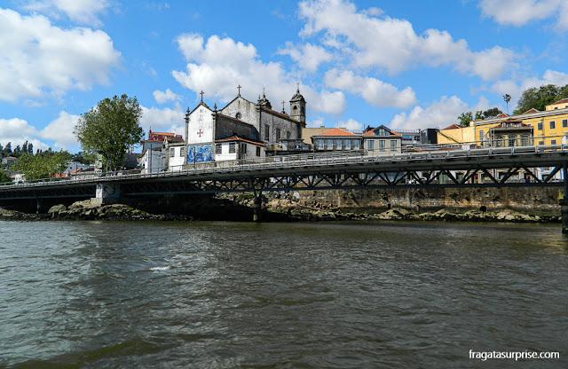 Igreja do Corpo Santo em Massarelos, Porto, Portugal
