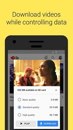 Youtube Go Apk