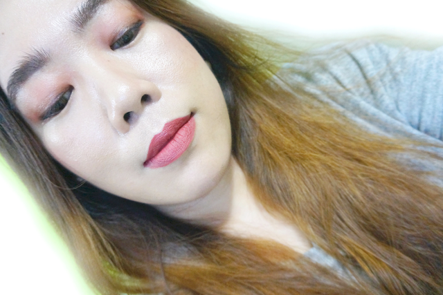 Ever Bilena Kris Matte Liquid Lipstick in Let Go