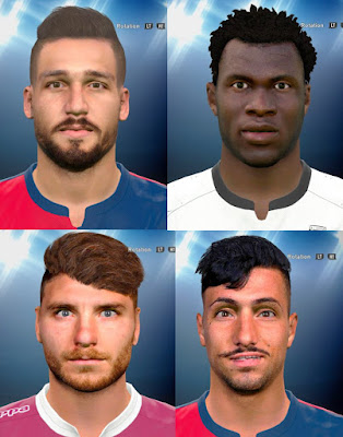 PES 2016 Serie A facepack by prince hamiz