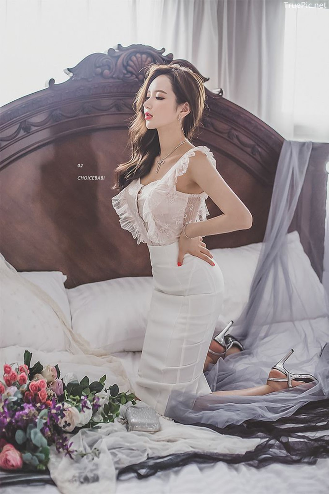 Lee Yeon Jeong - Indoor Photoshoot Collection - Korean fashion model - Part 2 - Picture 10