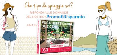 Logo Con Rilastil vinci gratis cofanetti Smartbox