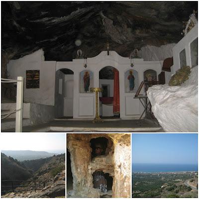 Danas je u pećini i crkvica podignuta 1935. godine, zajedno sa spomen-obelježjem - kosturnicom sa kostima ubijenih krićana.