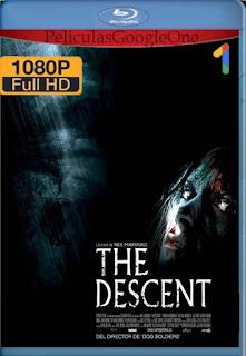 El Descenso (2005)  [1080p BRrip] [Latino-Inglés] [GoogleDrive]