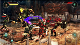 Godfire: Rise of Prometheus Screenshot 1