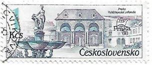 Selo Fonte do Jardim de Wallenstein