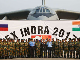 India and Russia to participate in first-ever tri-services military exercise