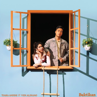 Download Lagu Buktikan Tiara Andini ft Vidi Aldiano Mp3