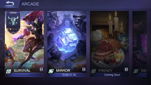 Arcade Mobile Legends