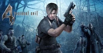Resident Evil 4 iso PPSSPP Free Download