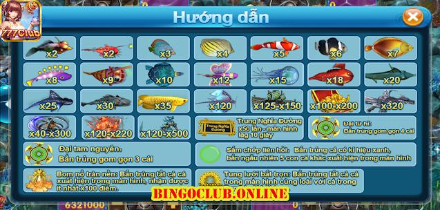 Hướng dẫn chơi game Lý quỳ bắt cá