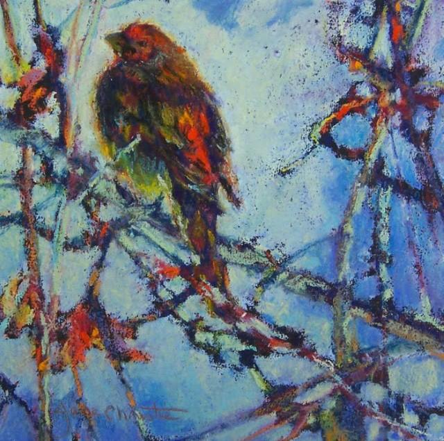 Пастельная живопись. Jane Christie 3