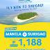 Cebu Pacific to launch direct Manila-Surigao flight
