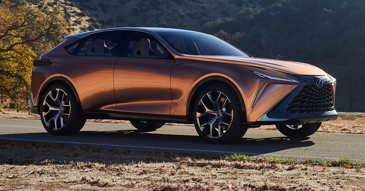 California Embraces Future >> New Lexus LF-1 Limitless Concept Is A Flagship SUV From The Future