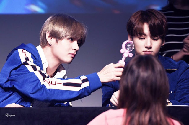 VKOOK couple V và Jungkook 5