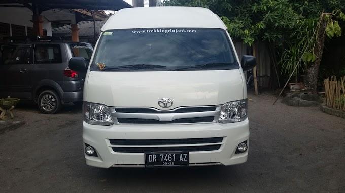 Tarif Transportasi Layanan Privat atau Group Lombok