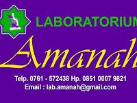 Lowongan Kerja Laboratorium Amanah Pekanbaru