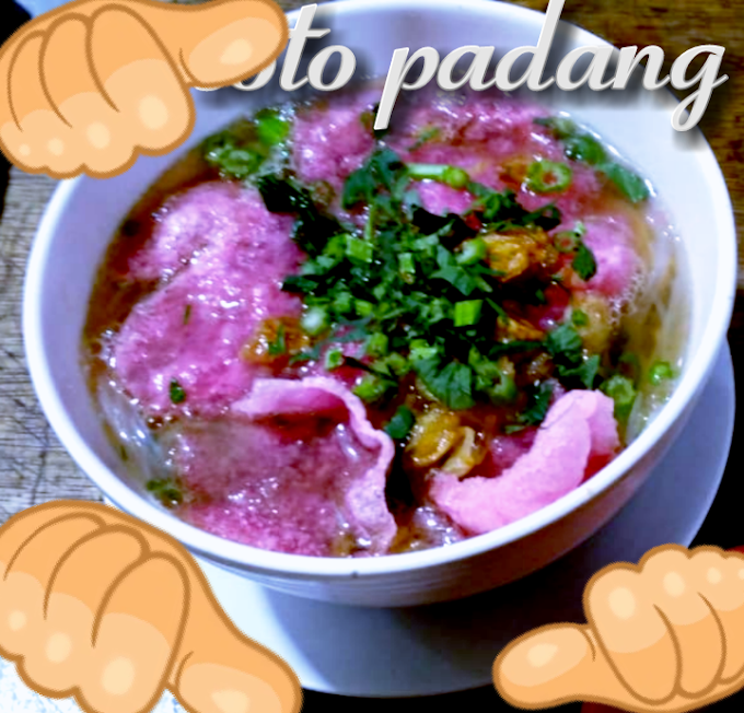 Resep Soto Khas Padang
