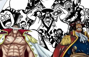 One Piece: Gol D. Roger muốn gặp Oden khi biết tin có 1 samurai thú vị mới gia nhập băng Râu Trắng