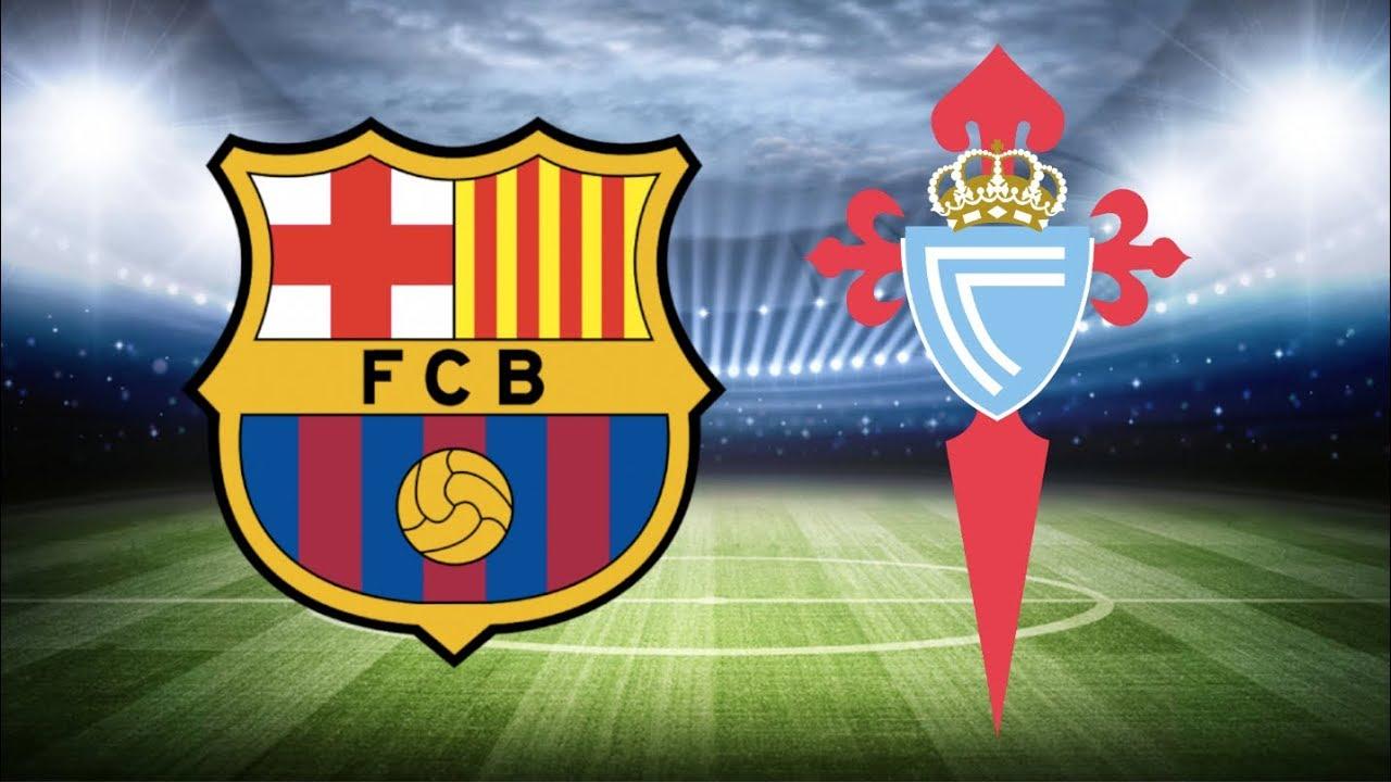 مشاهدة مباراة برشلونة وسيلتا فيغو