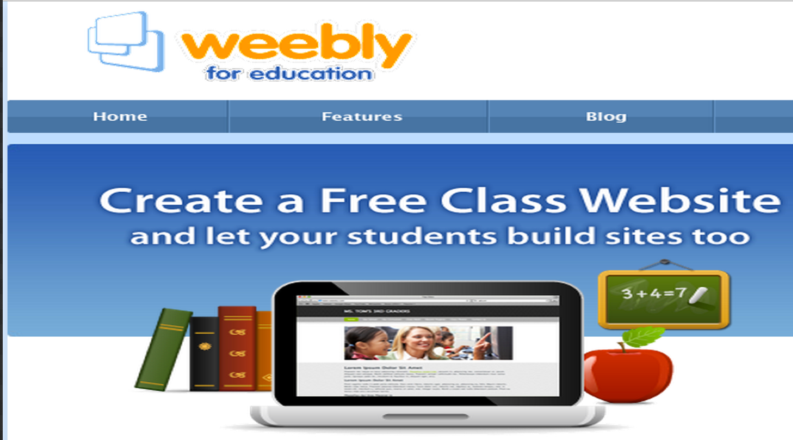 Video Tutorials to Help You Create A Classroom Website Using Weebly