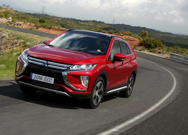 Mitsubishi Eclipse Cross: Precios, versiones y equipamiento en México