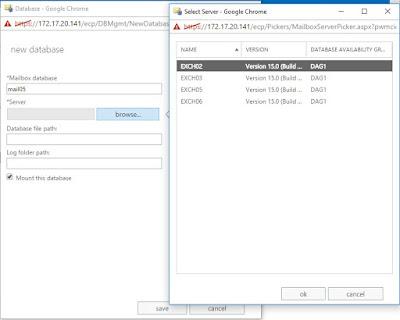 Add copy database