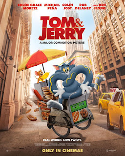 Tom & Jerry Quậy Tung New York