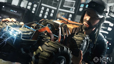 Watch Dogs Bad Blood PC Game Free Download