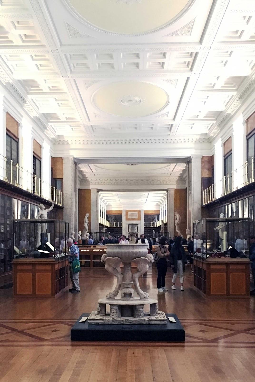 London, british museum