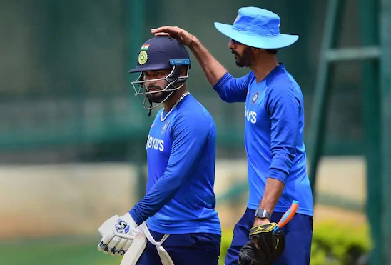 Ind vs Wi 1st ODI: Batting coach Vikram Rathore explained the reason for supporting Rishabh Pant