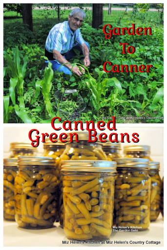 Canning Green Beans: From Garden to Canner