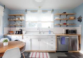 Sederhana Dan Mudah Ide Dekorasi Dapur Minimalis Modern