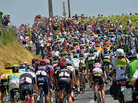 Tour De France - The Famous Cycling Event