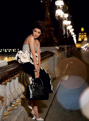 Chitrangda Singh's Photoshoot for Harper's Bazaar