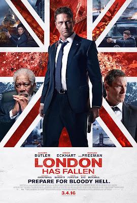ตัวอย่างหนังใหม่ : London Has Fallen (ผ่ายุทธการถล่มลอนดอน) ซับไทย poster4