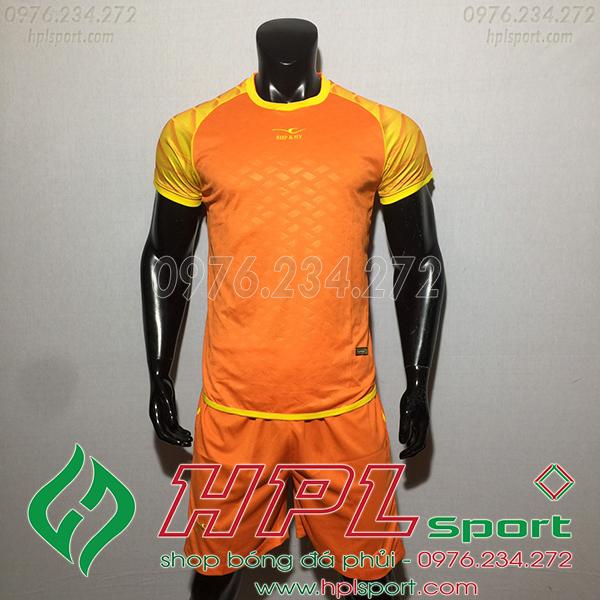 Áo ko logo KeepFly Vip màu cam