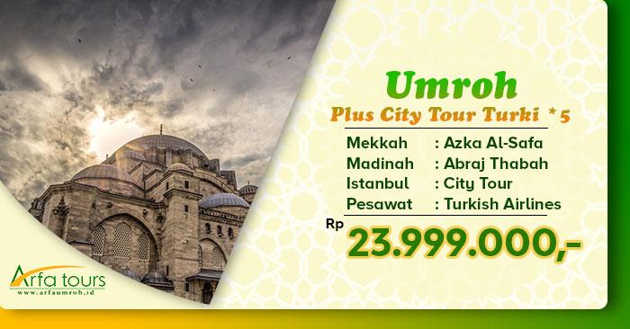 Umrah Plus Dubai Maret 2020 Jakarta Arfa Tour