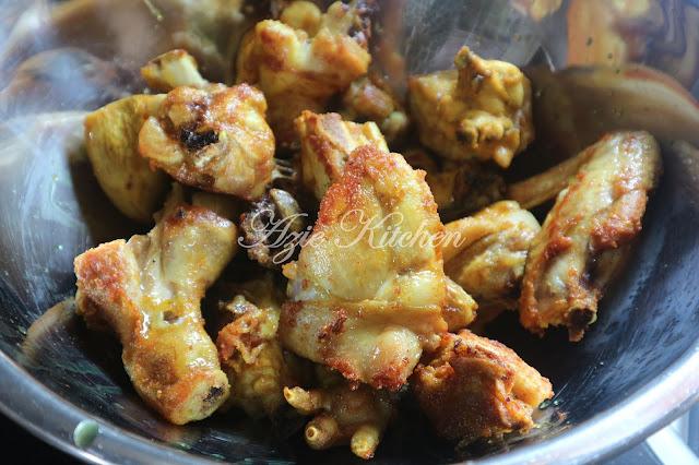 Ayam Goreng Berlado