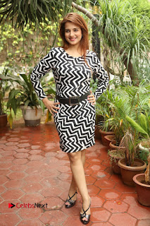 Actress Saloni Latest Pos in Short Dress  0282.JPG