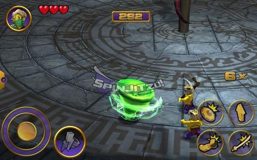 lego ninjago tournament mod apk  data download  mod apk