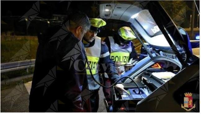 """ROADPOL """"ALCOHOL & DRUGS"""": la Polizia Stradale contro la guida in stato di ebbrezza"""