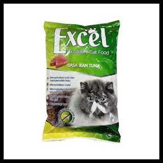 Excel/Excellent Cat Food