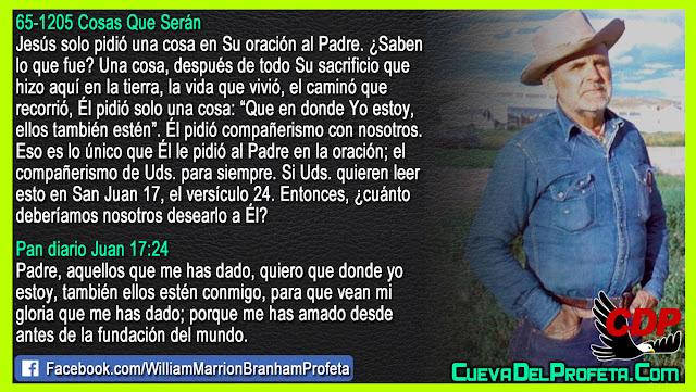 Un compañerismo eterno - William Branham en Español