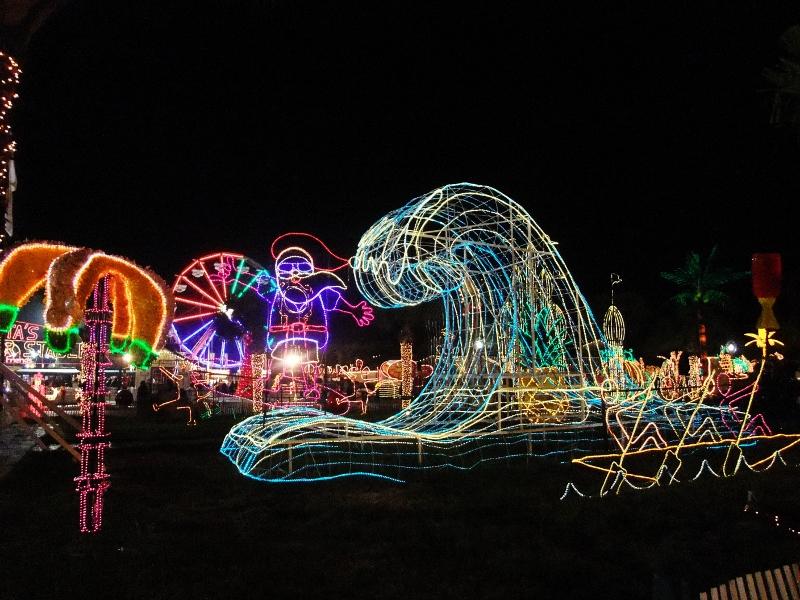 Hidalgo Festival Lights