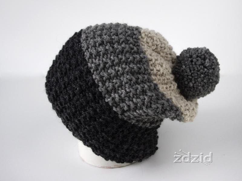 a9ffc26515f3c5 Na forum robótkowym wywiązała się dyskusja nt wzoru jakim zrobione są  czapki naszej Reprezentacji Olimpijskiej i postanowiłam zrobić podobną,  akurat miałam ...