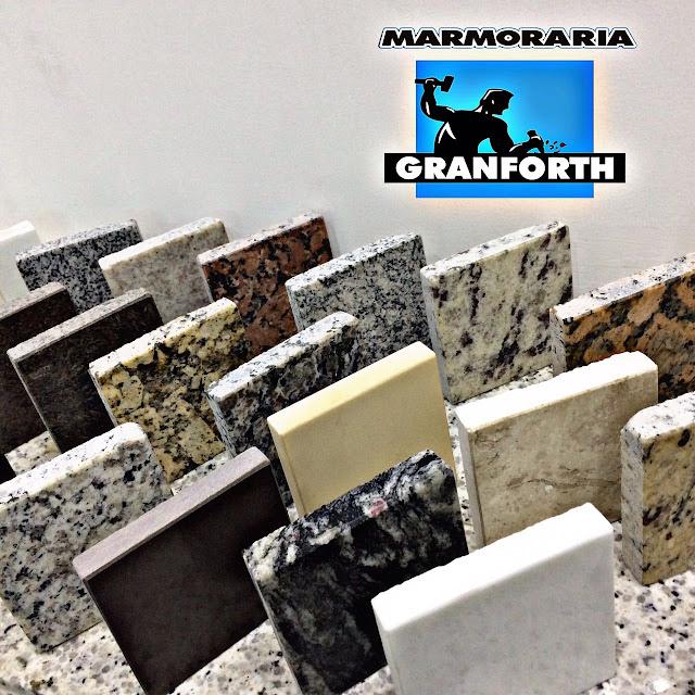Marmoraria Granforth: Qualidade, Acabamento e Ótimos Preços - Ligue e Faça seu Orçamento.