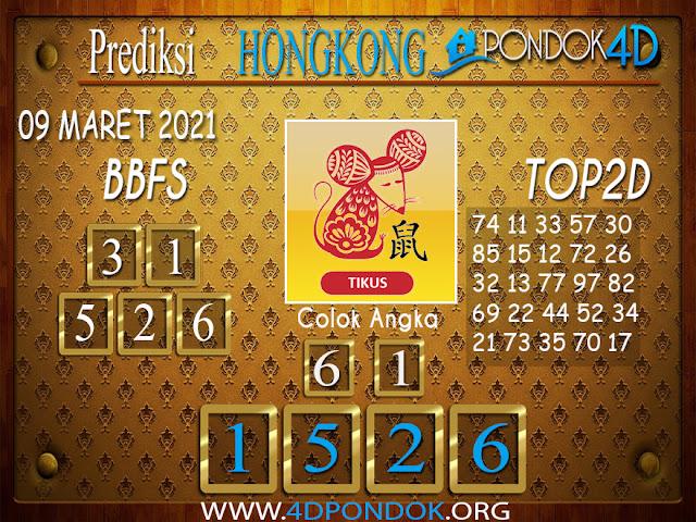 Prediksi Togel HONGKONG PONDOK4D 09 APRIL 2021