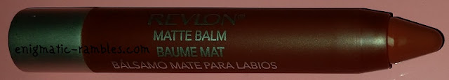 Review-Swatch-Revlon-Matte-Balm-Fierce-265