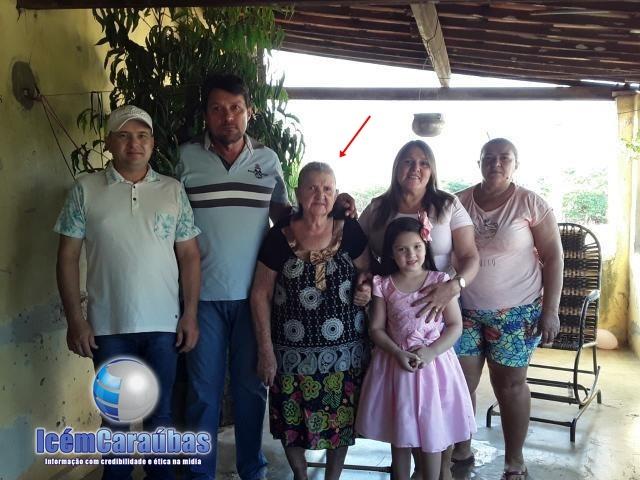 Caraubense, Maria Dulce, morre aos 72 anos por complicações provocadas pela Covid-19